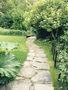 Landscaping Business Near Me Garden Steps, Garden Paths, Beach Patio, Diy Patio, Forest Garden, Woodland Garden, Landscape Design, Garden Design, Stone Walkway