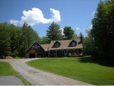 411 Cilly Hill Rd. Underhill #VT $379,900 - A horse lover's dream home! Beautiful home and abundant land complete with barn and arena. Must See!