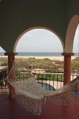 New Hacienda on the Beach (Villa Ventanas)Private Pool & Palapa BarVacation Rental in Todos Santos from @HomeAway! #vacation #rental #travel #homeaway