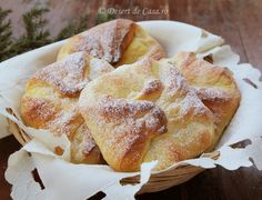 Pastry And Bakery, Bread And Pastries, Pastry Cake, Romanian Desserts, Romanian Food, Romanian Recipes, Cheese Dessert, Good Food, Yummy Food