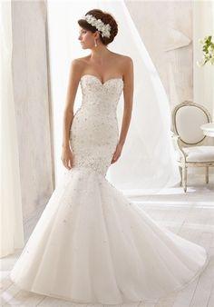 Blu by Mori Lee 5215 Wedding Dress