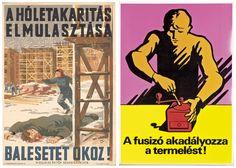 Munkavédelmi plakátok