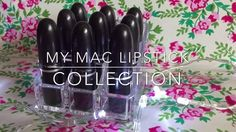 My MAC lipstick collection 2016! #mac #lipstick #rubywoo #rebel #allfiredup #dfordanger #velvetteddy #kindasexy #hugme #vivaglamII #beauty #makeup #cosmetics