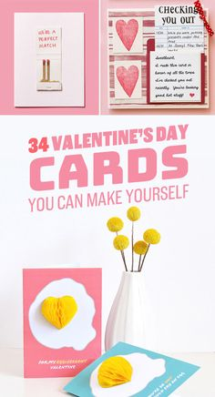 34 Stationery DIYs You Can Throw Together In Time For Valentine's Day