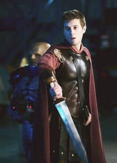 Rory, the last centurion