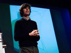 Rockstar designer Stefan Sagmeister delivers a short, witty talk on life lessons, expressed through surprising modes of design (including ... inflatable monkeys?).