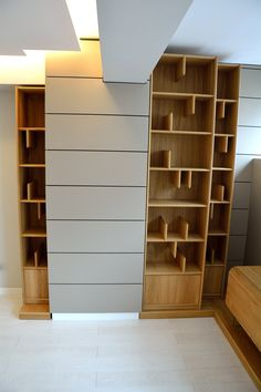 Living, Bookcase, Shelves, Modern, Home Decor, Shelving, Homemade Home Decor, Shelf, Open Shelving