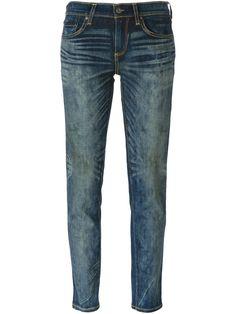 Simon Miller Calça Jeans Cenoura - Firis - Farfetch.com