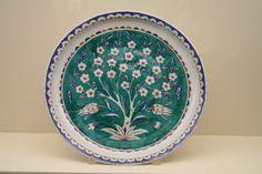#Plate from Museu Calouste Gulbenkian. Lisboa, Portugal