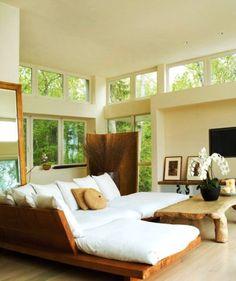 Wow - peaceful, classy, homey: Donna Karan's Home