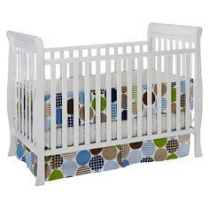 Target Mobile Site - Delta Winter Park 3-in-1 Convertible Crib - White