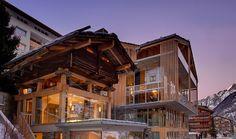 Backstage Hotel Vernissage Zermatt - Evelyne & Heinz Julen - Luxury Loft