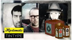 Hipstamatic releases a new Tintype SnapPak. Dec. 2012.