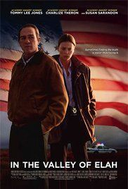 FILM: In the Valley of Elah with Tommy Lee Jones and Charlize Teron