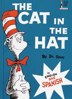 The Cat in the Hat, Spanish, RH-9780394816265