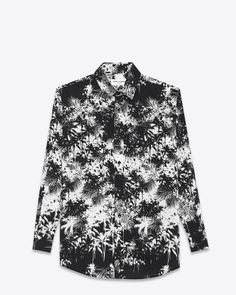 Saint Laurent Classic Shirts: discover the selection and shop online on YSL.com