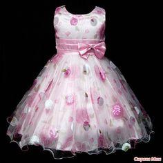 Несколько вариаций одного платья