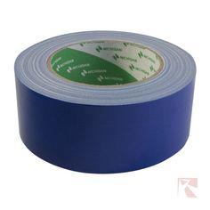 Blauw duct tape nichiban