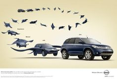 MANTA, Nissan Murano, Nissan, Print, Outdoor, Ads