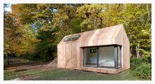 Ökologische Modulhäuser und Gartenstudios - Ecospace