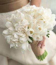 Beautiful Gardenia Bouquet