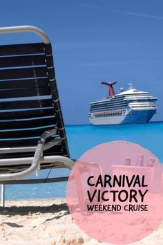 Cruising for the First Time on Carnival Victory - A first timer's tips for a weekend Carnival Cruise to the Bahamas Cruise First Time, Family Cruise, Best Cruise, Cruise Tips, Cruise Travel, Cruise Vacation, Family Travel, Travel Money, Travel Tips