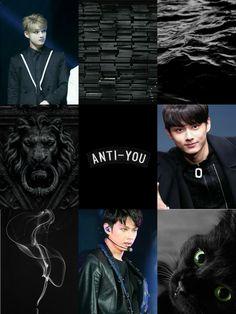 Jun SVT Moodboard #Jun #Wen #Junhui #WenJunhui #Chinaline #wallpaper #pretty #black #SVT #SEVENTEEN #Aesthetic #Moodboard
