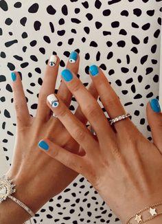 130 toenail art designs to make you stand out – page 34 Aycrlic Nails, Swag Nails, Hair And Nails, Cute Acrylic Nails, Toe Nail Art, Stylish Nails, Trendy Nails, Toenail Art Designs, Fire Nails