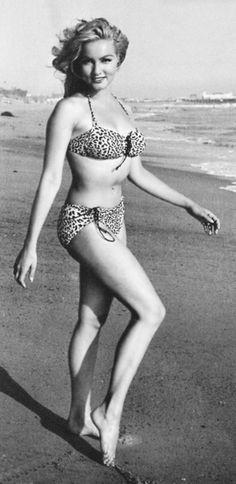 Julie Newmar.