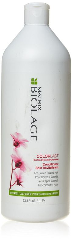 Biolage Orchid/Matrix Colorlast Conditioner 33.8 Oz Oz * This is an Amazon Affiliate link. For more information, visit image link.