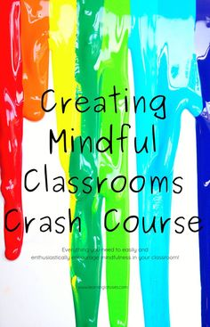 Sign up for the Creating Mindful Classrooms Crash Course and get everything you need to easily and enthusiastically encourage mindfulness in your classroom! Natural Parenting, Parenting Advice, Blog Names, Social Emotional Learning, Attachment Parenting, Yoga For Kids, Student Learning, Self Development, Helping People