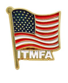 ITMFA Lapel Pins