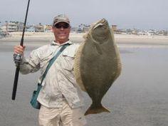 Fishing Articles : Tackling Surf Fishing