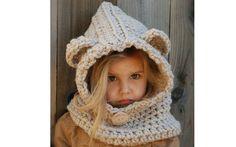 50 Modelos de capuz para criança