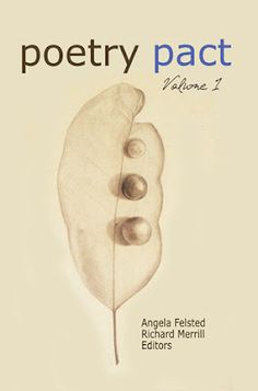 Some wonderful poets from around the world are featured in this new anthology - including me! http://www.amazon.com/Poetry-Pact-2011-Volume-1/dp/1477539549/ref=sr_1_3?ie=UTF8=1338810435=8-3
