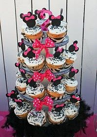 Minnie Mouse party!! Cute DIY ideas