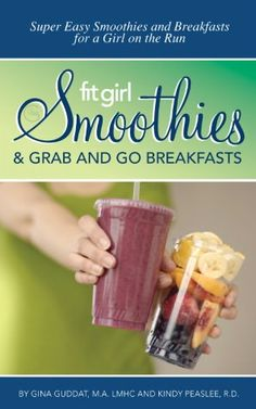 Healthy Fruit Smoothie Recipes- good for on the go