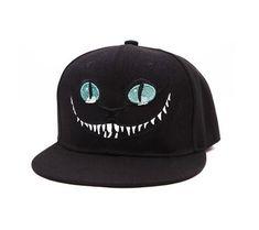 22ca9bc9ebf Baeybe Alice s Adventures in Wonderland Cheshire cat men women snapback  anime embroidered hip hop baseball cap sun cap hat