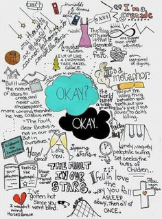 The Fault In Our Stars~ Quotes~ For Kylie