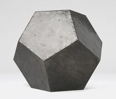 made goods senet stool zinc dodecahedron. a long standing favorite.