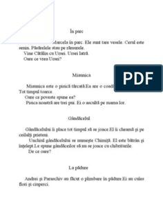 Texte Pentru Dictare Chemistry