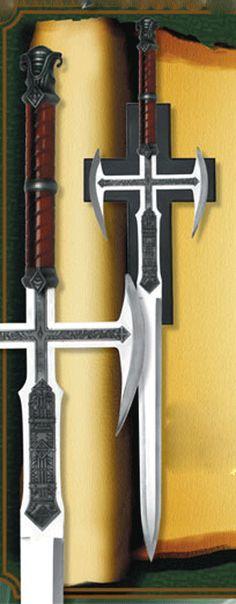 MEDIEVAL SWORD VAMPIRE VANQUISHER