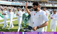 Misbah-ul-Haq the star of Pakistani cricket team finally achieves the first rank and becomes the best Test Cricket Player in Pakistani Team after playing a series of 4 Test Matches against England at Lord.