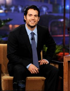 Henry Cavill (Jay Leno interview)