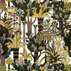 JARDIN D'OSIER   Hermes Wallpaper