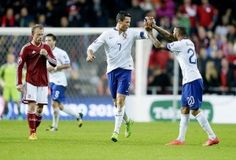 Portugal and Albania through to Euro 2016 finals from qualifying Group I http://www.soccerbox.com/blog/portugal-and-albania-advance-to-euro-2016-finals/