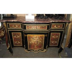 Buffet Empire Boulle | Le Chique Wonen