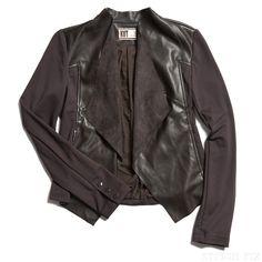 Stitch Fix Maisha Ponte Drape Front Jacket