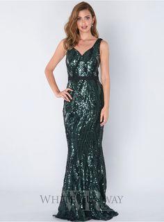 Karmen Sequin Gown