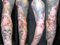22 Best Good And Evil Tattoos Images Good Evil Tattoos Picture